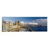 <strong>iCanvasArt</strong> Panoramic Seattle, Washington State Photographic Print on Canvas