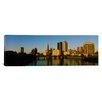 iCanvas Panoramic Waterfront at Columbus, Ohio Photographic Print on Canvas
