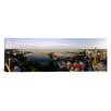 iCanvasArt Panoramic Waterfront at Tampa Bay, Florida Photographic Print on Canvas