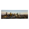 iCanvasArt Panoramic 'High Angle View of Buildings in a City, Dallas, Texas' Photographic Print on Canvas