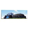 <strong>iCanvasArt</strong> Panoramic 'Bank of America Stadium, Charlotte, North Carolina' Photographic Print on Canvas