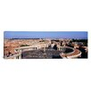 iCanvas Panoramic St. Peter's Square Vatican City, Italy Photographic Print on Canvas