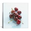 iCanvas Red Cherries Photographic