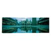 iCanvasArt Panoramic St. Mark's Cathedral, St. Mark's Square, Venice Italy Photographic Print on Canvas