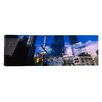 iCanvas Panoramic Columbus Circle, New York City, Manhattan Photographic Print on Canvas