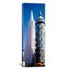 iCanvas Panoramic Columbus Tower, San Francisco, California Photographic Print on Canvas