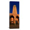 iCanvasArt Panoramic Hassan II Mosque, Casablanca, Morocco Photographic Print on Canvas