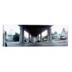 iCanvas Panoramic 'Fremont Bridge, Seattle, Washington State' Photographic Print on Canvas
