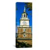 iCanvas Panoramic Independence Hall, Philadelphia, Pennsylvania Photographic Print on Canvas