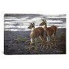 iCanvas 'On the Flats' by Ron Parker Painting Print on Canvas