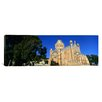 iCanvas Panoramic Notre Dame d'Afrique, Algiers, Algeria Photographic Print on Canvas