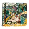 "iCanvas ""Pastoral Landscape (1905)"" Canvas Wall Art by Henri Matisse"