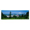 <strong>iCanvasArt</strong> Panoramic Mt Hood Portland, Oregon Photographic Print on Canvas