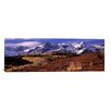 iCanvasArt Panoramic Mountains Covered with Snow, Telluride, Colorado Photographic Print on Canvas