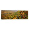 iCanvas Panoramic Mountain Forest in Autumn, Nova Scotia, Canada Photographic Print on Canvas