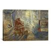 iCanvasArt 'Night (After Millet)' by Vincent Van Gogh Painting Print on Canvas