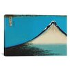 iCanvas 'Mount Fuji' by Katsushika Hokusai Painting Print on Canvas