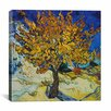 iCanvasArt 'Mulberry Tree' by Vincent Van Gogh Painting Print on Canvas