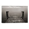 iCanvas Photography No Diving from South Dakota Smart Photographic Print on Canvas
