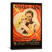 <strong>Vintage Posters Noah's Ark (Movie) Vintage Advertisement on Canvas</strong> by iCanvasArt