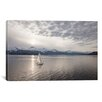 iCanvas 'Sailing at Sunset, Alaska '09' by Monte Nagler Photographic Print on Canvas