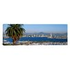 iCanvasArt Panoramic San Diego, California Photographic Print on Canvas
