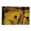 iCanvas 'Place de la Concorde 1875' by Edgar Degas Painting Print on Canvas