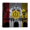 iCanvas San Diego Flag, Casa Del Prado in Balboa Park Graphic Art on Canvas