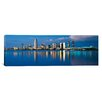 iCanvasArt Panoramic San Diego California Photographic Print on Canvas