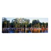 iCanvasArt Panoramic 'Langholmens Canal, Stockholm, Sweden' Photographic Print on Canvas