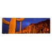iCanvas Panoramic Saguaro Cactus Tucson, Arizona Photographic Print on Canvas