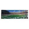 iCanvasArt Panoramic Mile High Stadium Photographic Print on Canvas