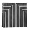 iCanvas Modern Art Mid Century Modern Geometric Pattern 90 Graphic Art on Canvas