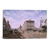 iCanvas 'Los Angeles: Looking South from Main and Spring' by Stanton Manolakas Painting Print on Canvas