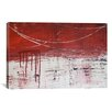 iCanvasArt Decorative Art 'Lithoshpere XXXXIV' by Hilary Winfield Painting Print on Canvas