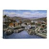 iCanvas 'Little Falls New York, California 1905' by Stanton Manolakas Painting Print on Canvas