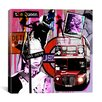 "iCanvas ""London #3"" Graphic Art on Canvas by Luz Graphics"