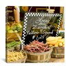 """iCanvasArt """"Local Fruits and Vegetables"""" Canvas Wall Art by Harold Silverman"""