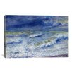 iCanvas 'La Vague 1879' by Pierre-Auguste Renoir Painting Print on Canvas