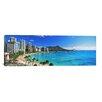 iCanvas Panoramic 'Diamond Head, Honolulu, Hawaii' Photographic Print on Canvas