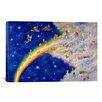 iCanvas Decorative Art 'Rainbow Bridge' by Bill Bell Painting Print on Canvas