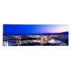 iCanvas Panoramic Las Vegas Strip, Nevada Photographic Print on Canvas