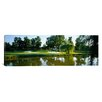 iCanvas Panoramic Tantallon Country Club, Maryland Photographic Print on Canvas
