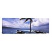 iCanvas Panoramic Honolulu Nui Bay, Maui, Hawaii Photographic Print on Canvas