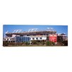 <strong>iCanvasArt</strong> Panoramic 'Raymond James Stadium Home of Tampa Bay Buccaneers, Tampa, Florida' Photographic Print on Canvas
