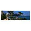 iCanvas Panoramic Diamond Head, Honolulu, Hawaii Photographic Print on Canvas