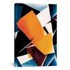 iCanvasArt 'Painterly Architectonics' by Lyubov Popova Painting Print on Canvas