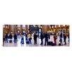 iCanvasArt Panoramic 30th Street Station, Philadelphia, Pennsylvania Photographic Print on Canvas
