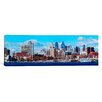 iCanvas Panoramic Delaware River, Philadelphia, Pennsylvania Photographic Print on Canvas