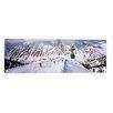 iCanvas Panoramic 'Snowbird Ski Resort, Utah' Photographic Print on Canvas